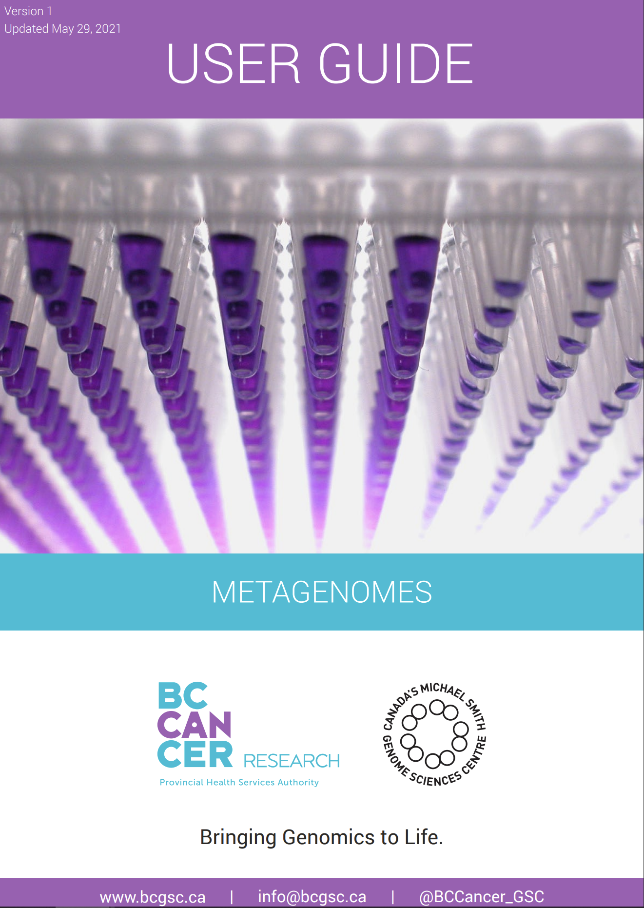 Metagenomes