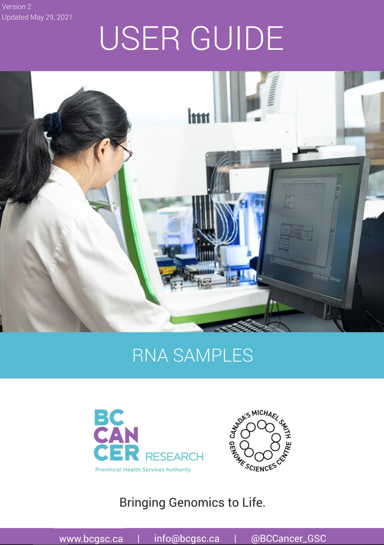 RNA Samples